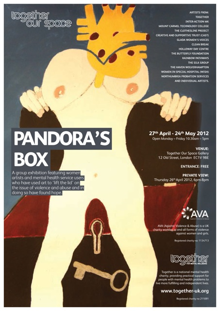 pandoras box mythology