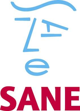 Image result for sane charity logo