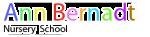 Ann Bernadt Nursery School and Children's Centre