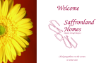 Saffronlands Homes