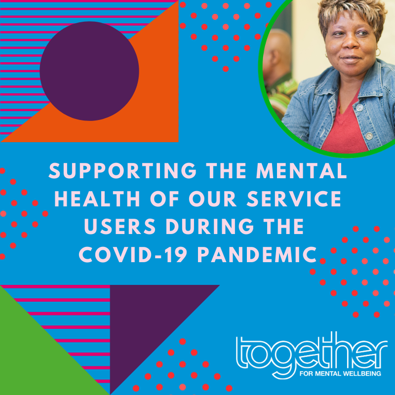 Support We're Providing Service Users During The Covid-19